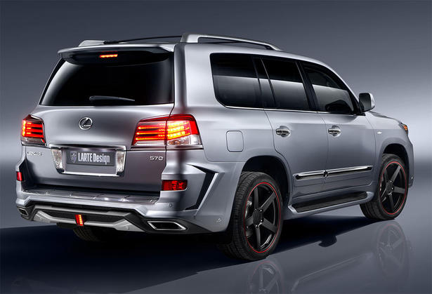 2013 Lexus LX 570 Kit by Larte