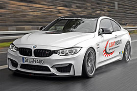 BMW M4 Powerkit by Lightweight Photos