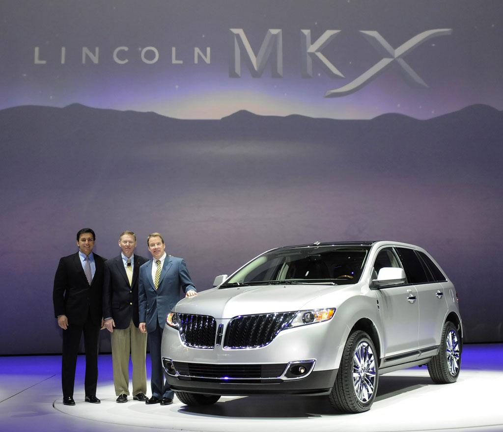 2011 Lexus Rx Interior: 2011 Lincoln MKX Photo 7 7276