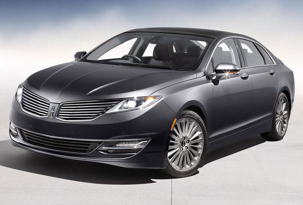 2013 Lincoln MKZ 1