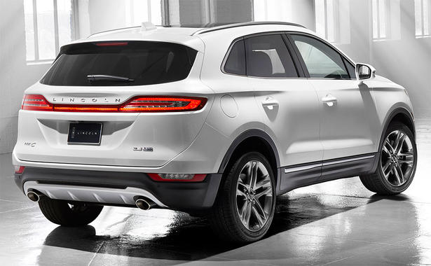 The Lincoln MKC's price list is going to be announced at a later date.