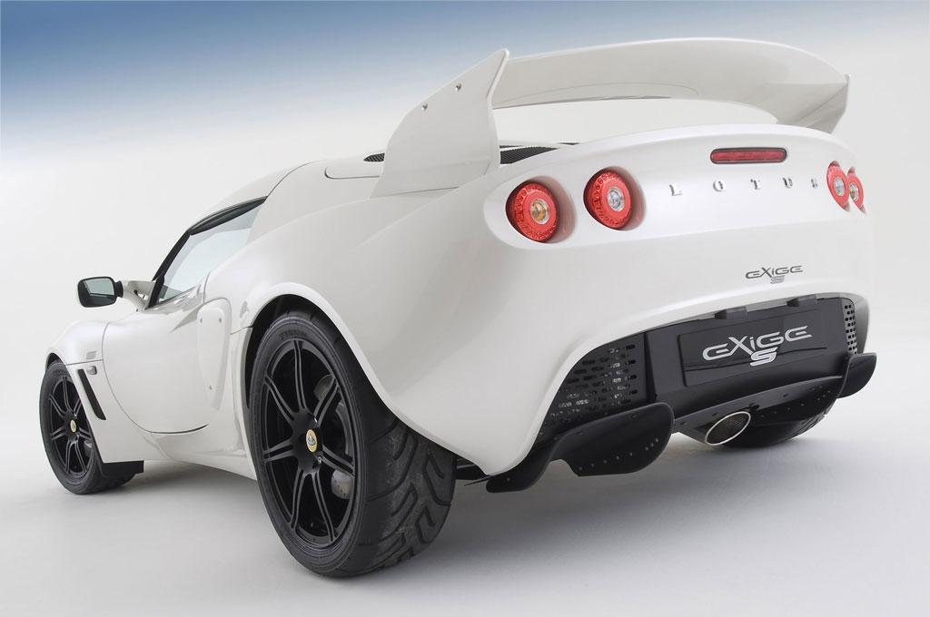 2010 Lotus Exige S. Back to 2010 Lotus Exige S