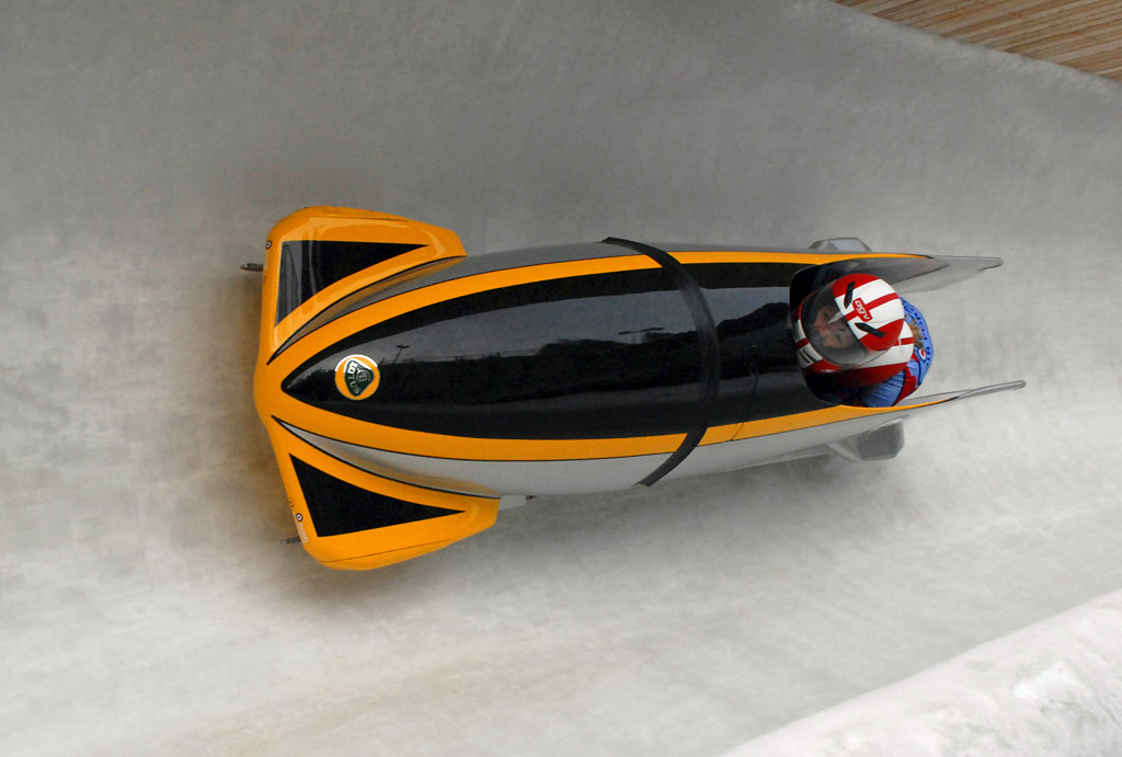 Vancouver 2010 Winter Olympics starts February 12th Lotus-bobsleigh-1