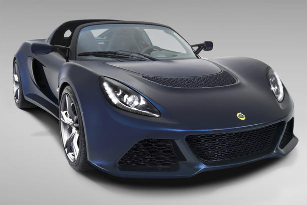 Lotus Exige S Roadster Price