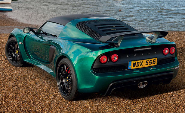 lotus exige sport 350 revealed. Black Bedroom Furniture Sets. Home Design Ideas