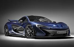 MSO McLaren P1 Lio Blue And 675LT Spider Carbon Bound For Geneva Photos