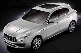 Maserati Levante Revealed Ahead Of Geneva Motor Show Debut Photos