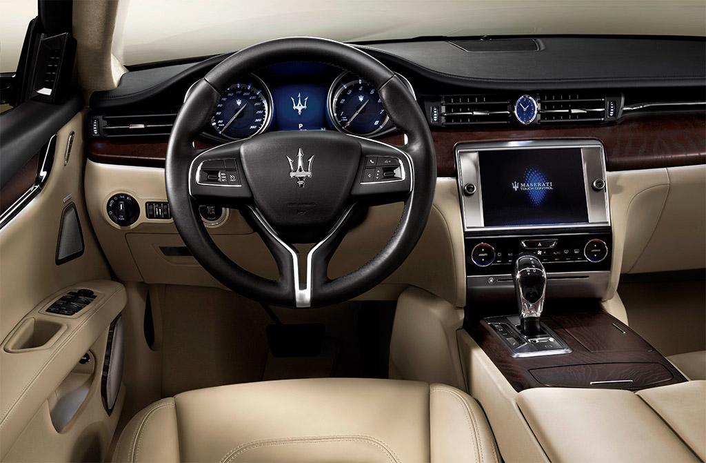 2013 Maserati Quattroporte Photo 3 12835