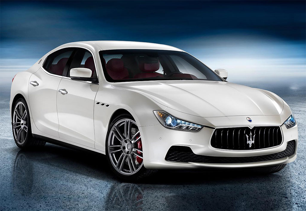 2014 Maserati Ghibli Photo 1 13082