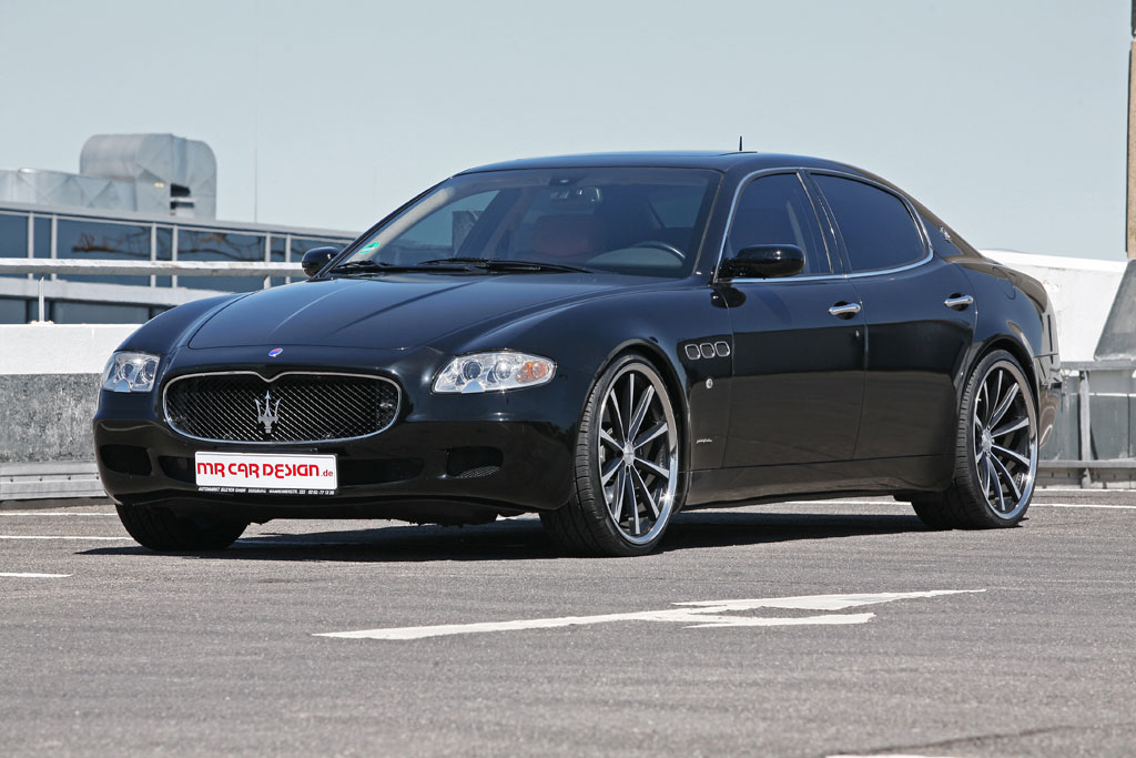 mr car design maserati quattroporte photo 5 11137