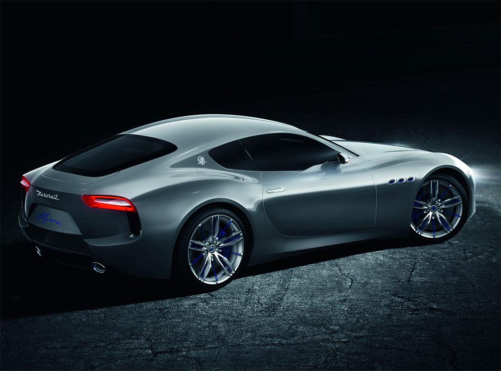 Maserati Alfieri Concept Photo 10 13849