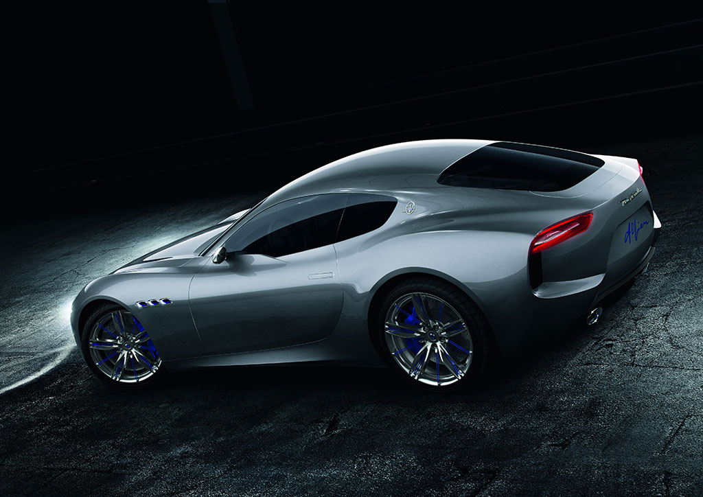 Maserati Alfieri Concept Photo 15 13849