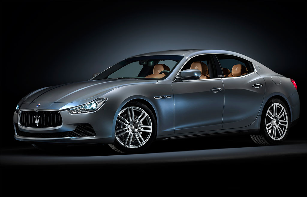 Maserati Ghibli Ermenegildo Zegna Edition Concept Photo 1 14212