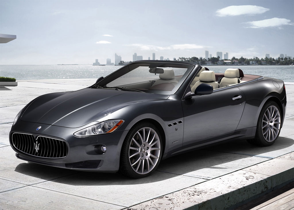 top luxury cars luxury cars 2011 maserati gran cabrio. Black Bedroom Furniture Sets. Home Design Ideas