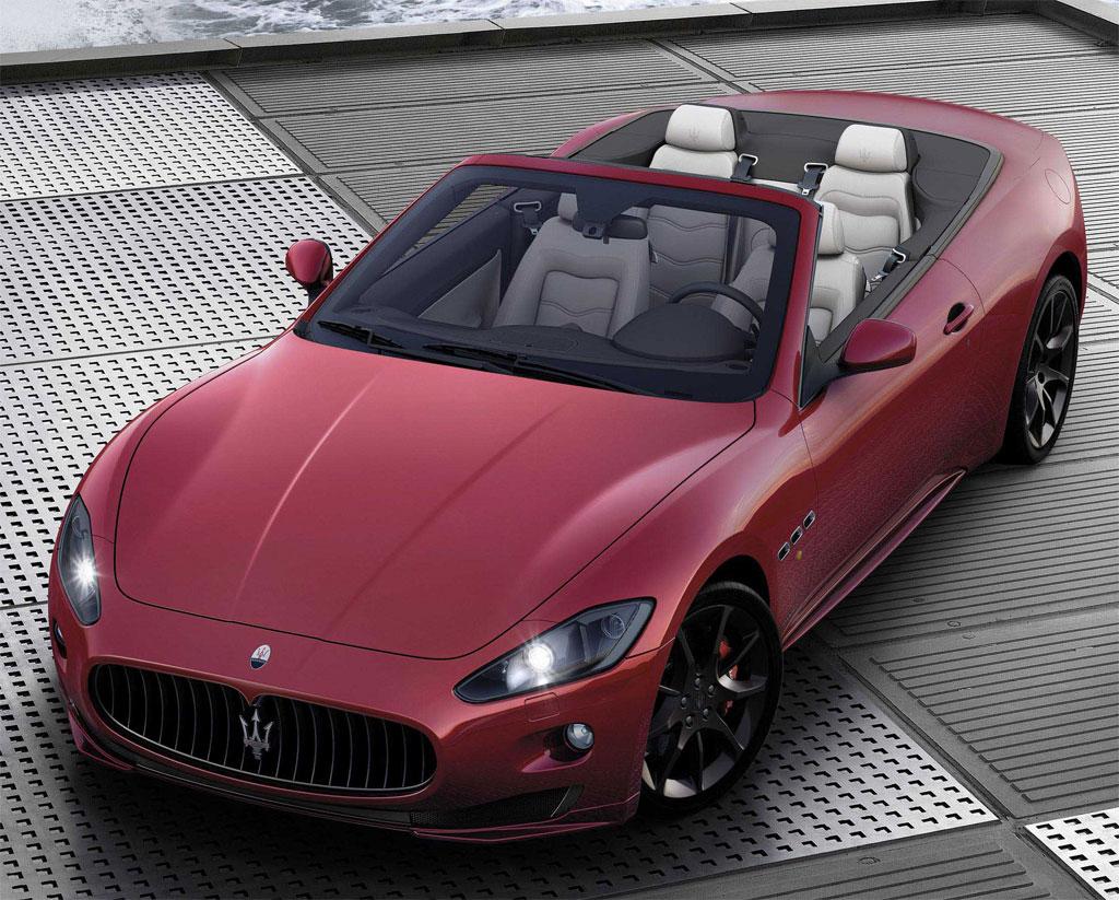 Maserati+grancabrio+sport