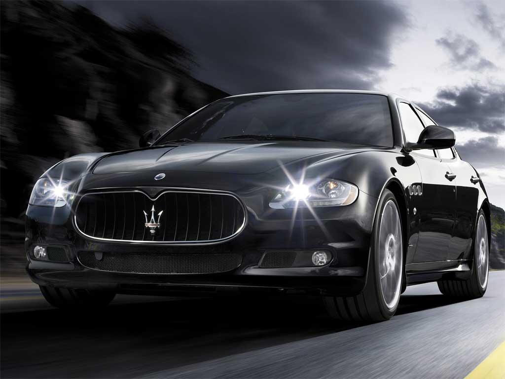 Maserati+quattroporte+gts