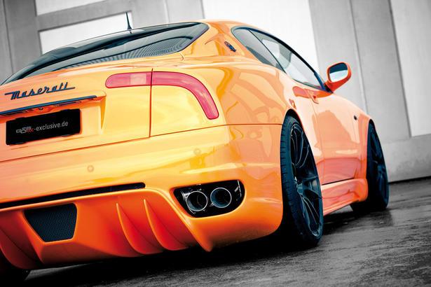 Gs Maserati 4200 Gt Cambiocorsa
