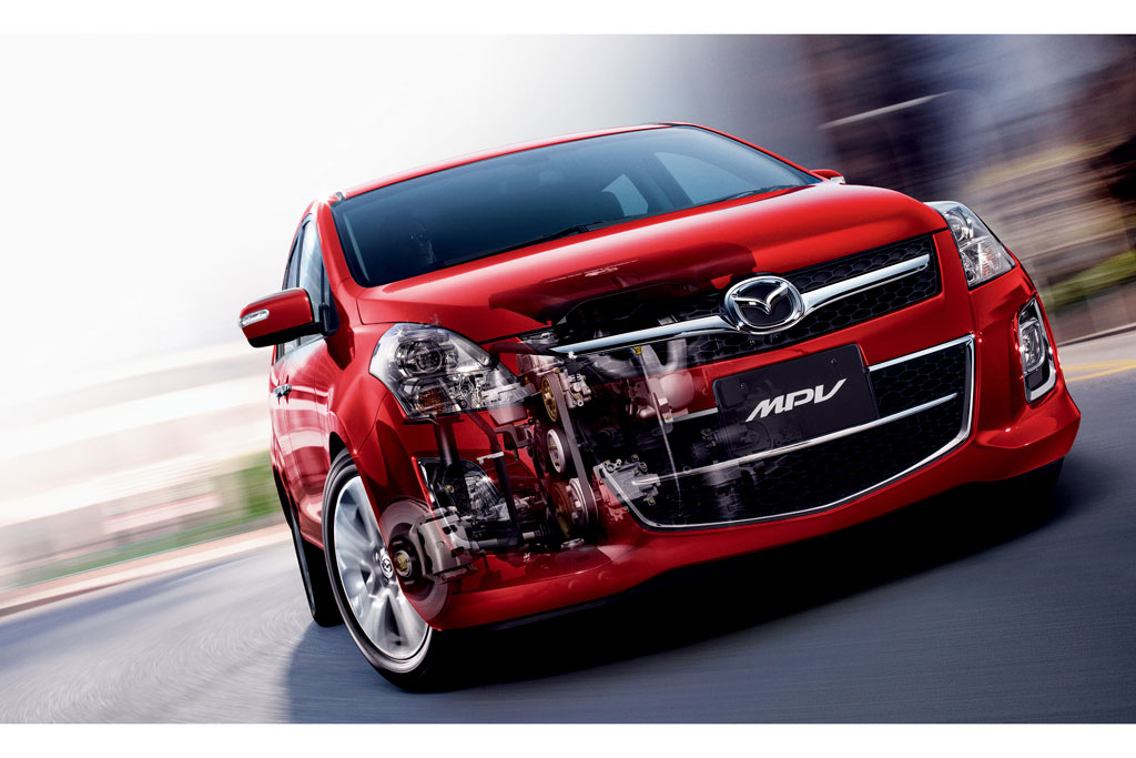 2008 Mazda Mpv Photo 6 2191