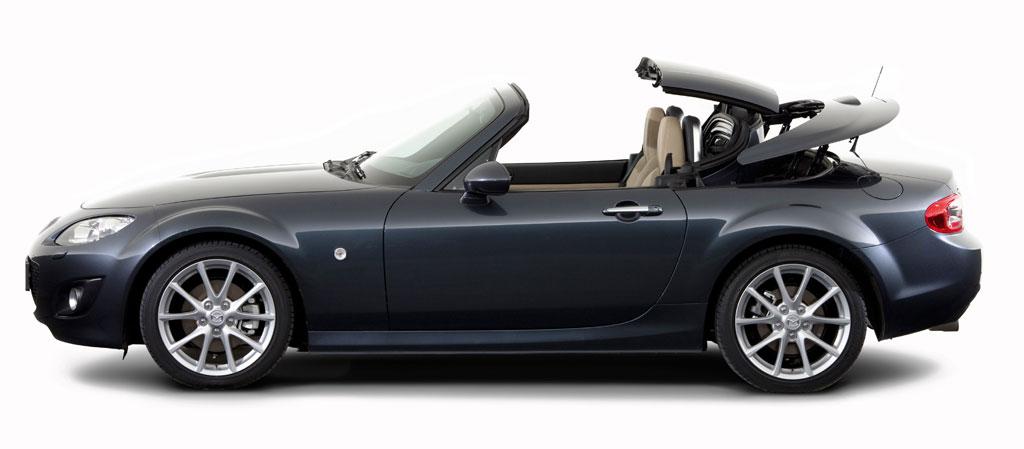 2008 Mazda Mx5 Roadster Coupe Photo 2 4399