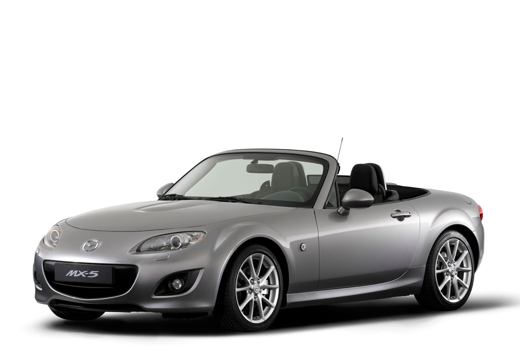 2008 mazda mx5 facelift photo 5 4399. Black Bedroom Furniture Sets. Home Design Ideas