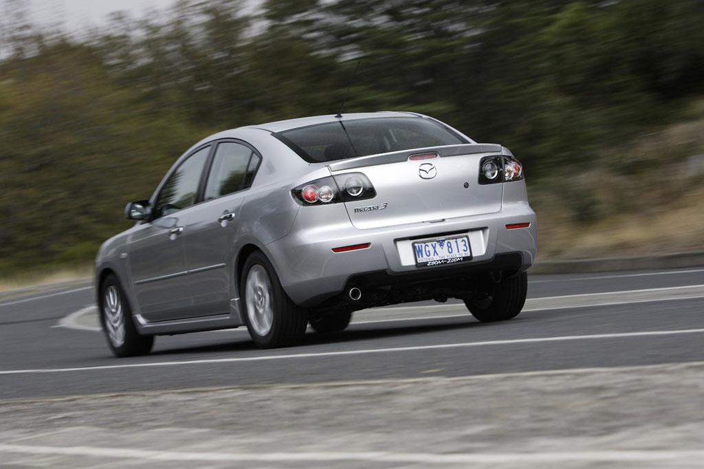 2008 Mazda3 Sport Photo 2 2848