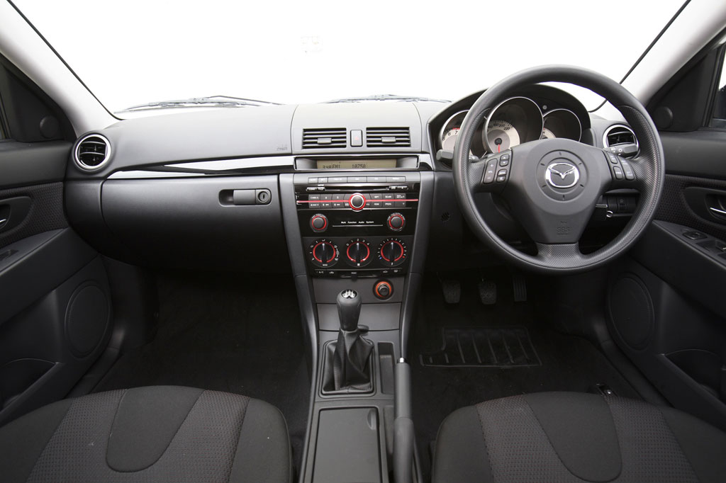 Captivating 2008 Mazda3 Sport 5