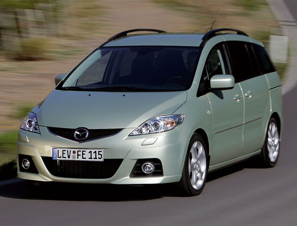2008 Mazda5 Photo 6 2233