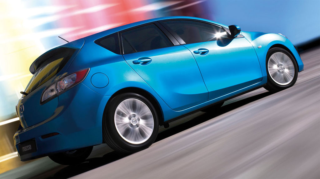 2010 Mazda3 5 Door Hatchback Photo 3 4911