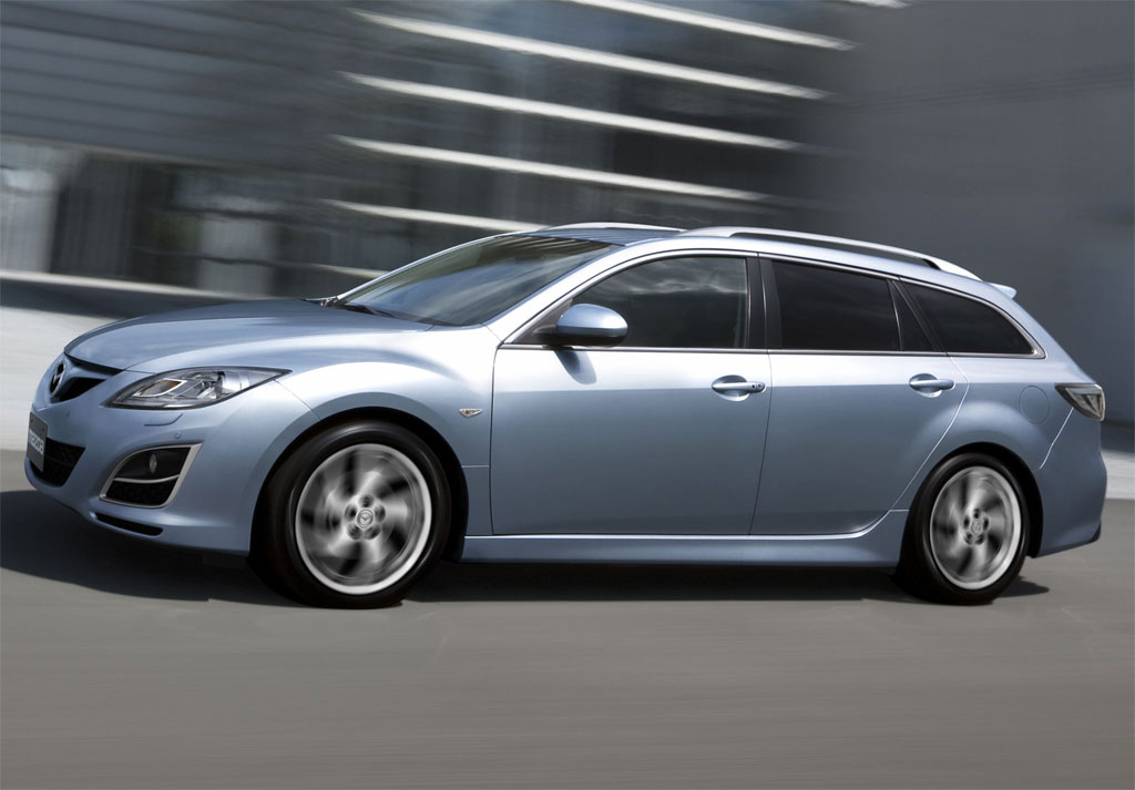 New Cool Cars Mazda 6 Wagon 2011
