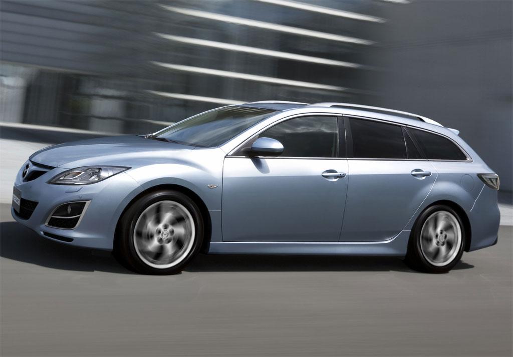2011 Mazda6 Facelift Photos Image 1
