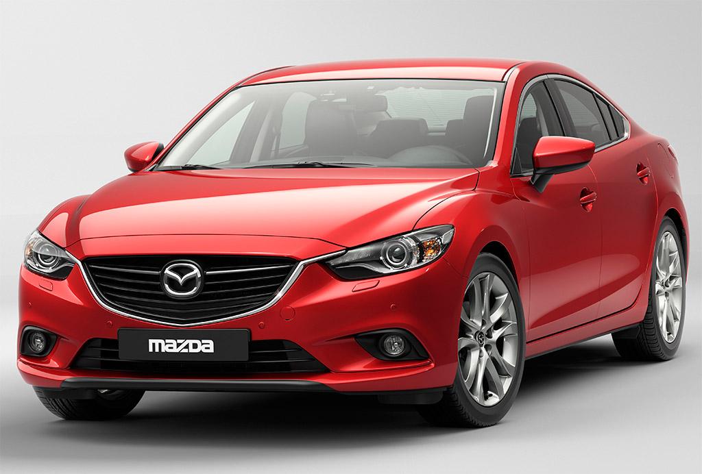 Mazda3 Vs Mazda6 >> 2013 Mazda6 Photo 1 12486