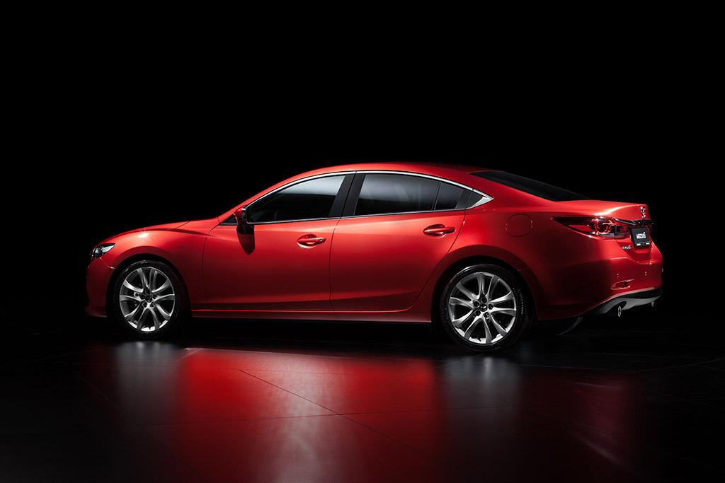 2013 Mazda6 Sedan Photos Image 8