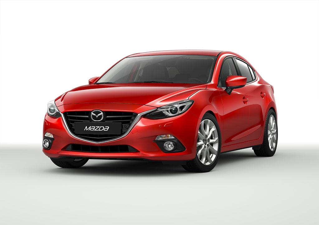 2014 Mazda3 Sedan Photo 14 13204