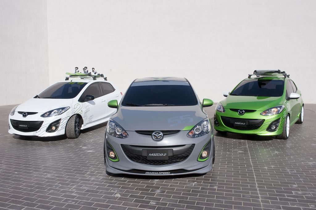Custom Mazda2 La Photo 2 7178