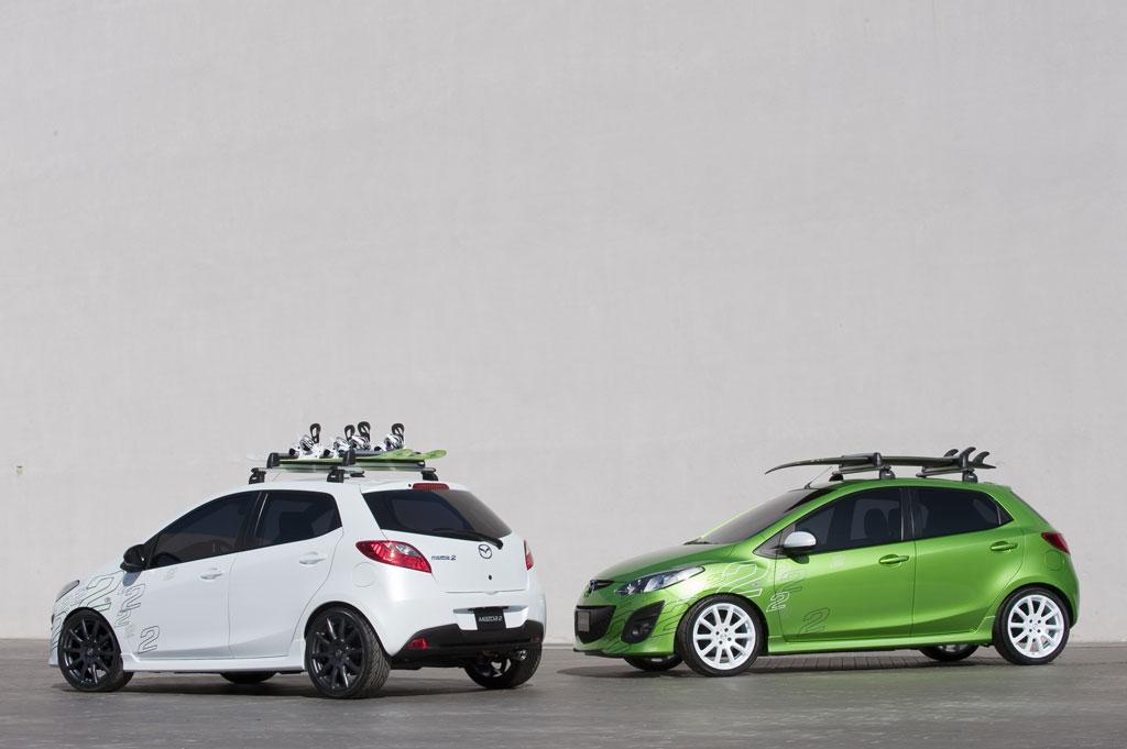 Custom Mazda2 LA Photo 4 7178