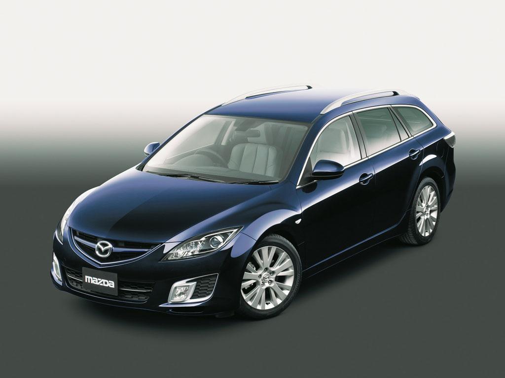 Mazda Atenza Photo 1 1444