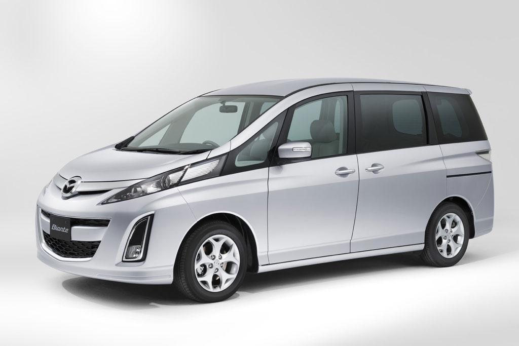 Mazda Biante Photo 1 3161