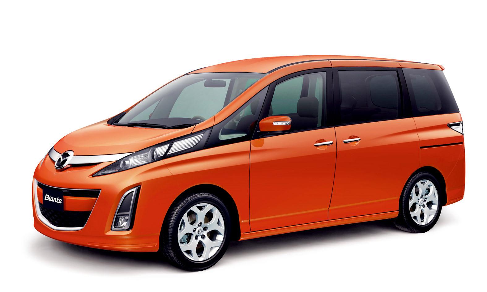 Mazda Biante Photo 14 3663