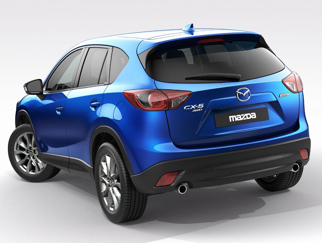 Mazda CX5 Photo 11 11645