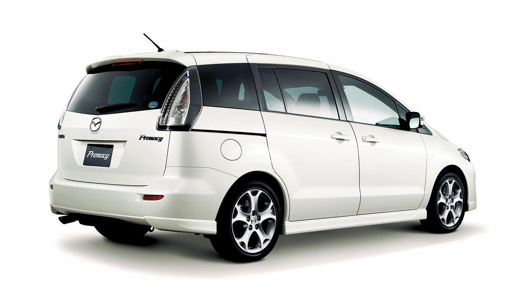 Mazda Premacy Photo 2 1029