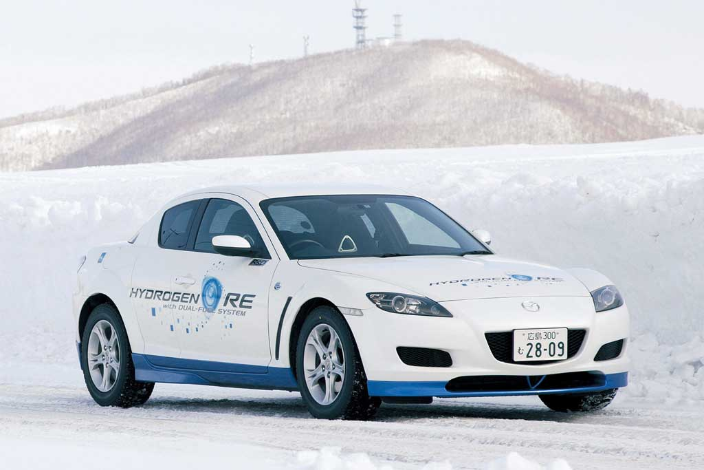 Mazda Rx 8 Hydrogen Re Photo 4 1627