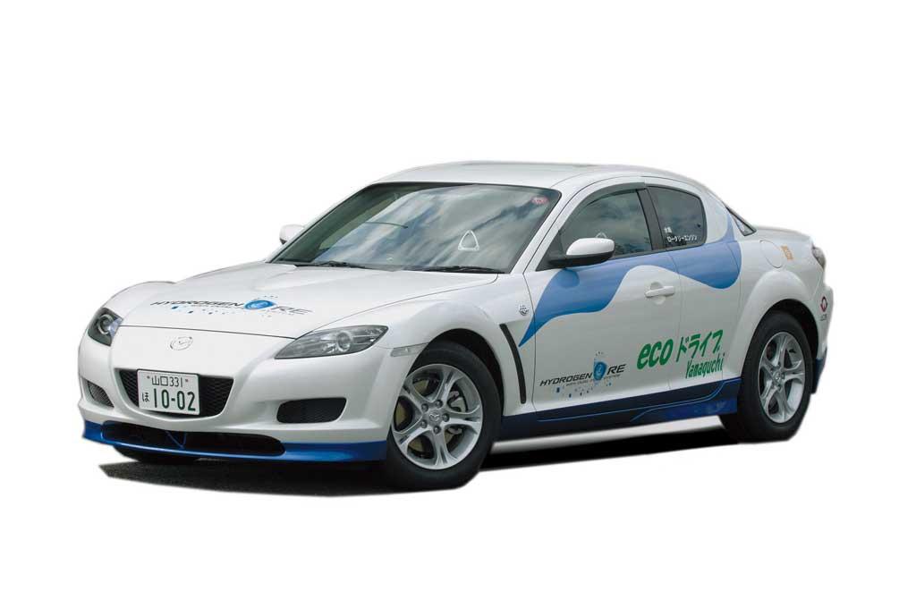 Mazda Rx 8 Hydrogen Re Photo 8 772