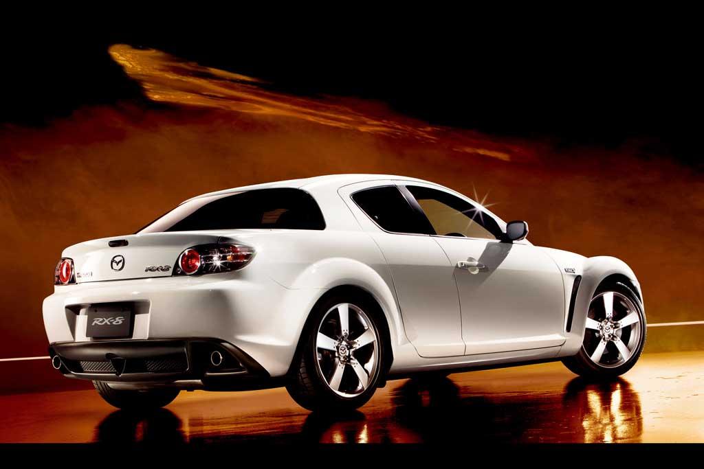 Mazda rx rotary engine th anniversary photo