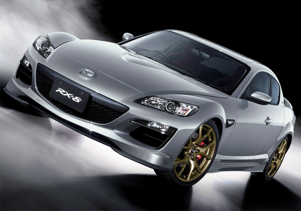 Mazda Rx8 Spirit R Photo 2 11746