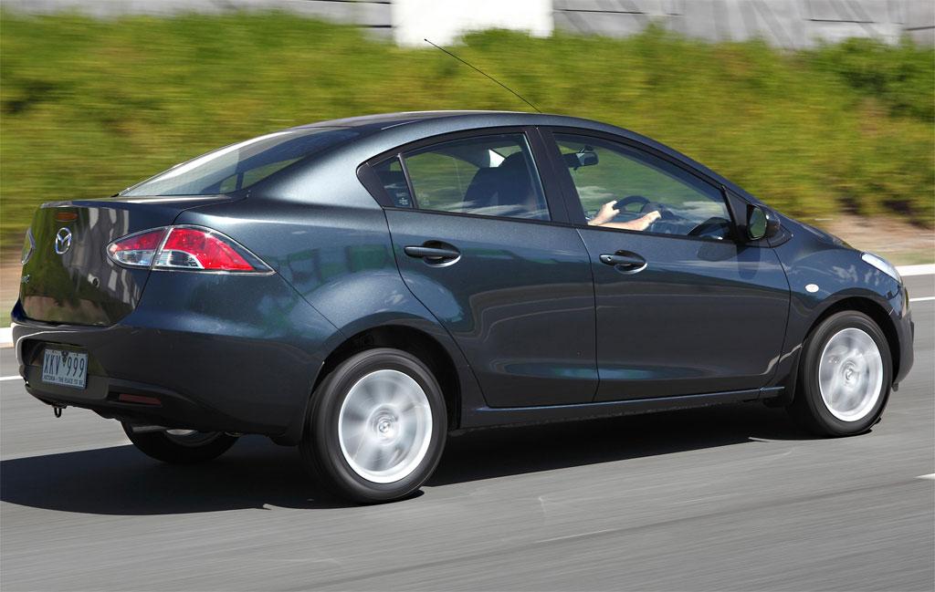 Mazda2 Sedan Facelift Photo 1 7559