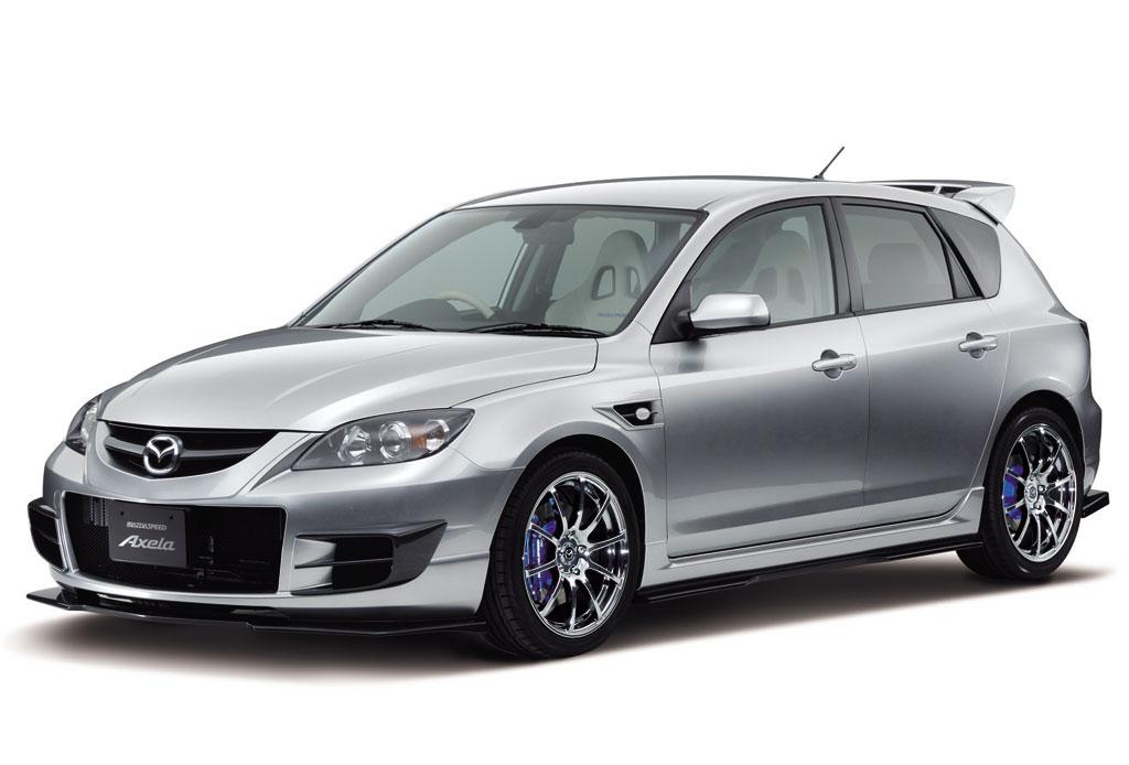 Mazdaspeed Axela MS Photo 1 2058