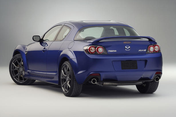 2009 mazda rx8 on sale in japan. Black Bedroom Furniture Sets. Home Design Ideas