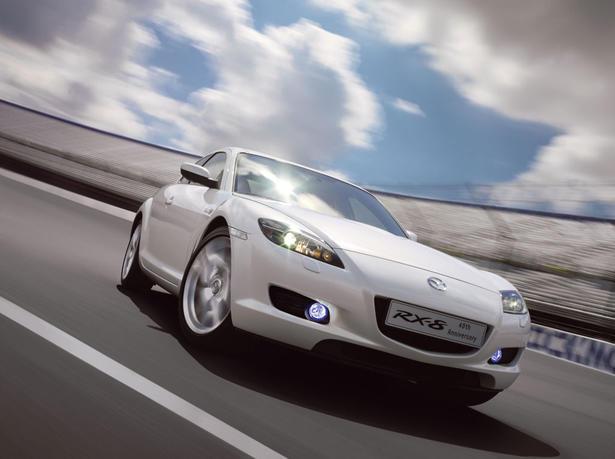 Mazda RX 8 40th Anniversary Hits UK
