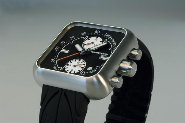Mazda Watch Chronograph