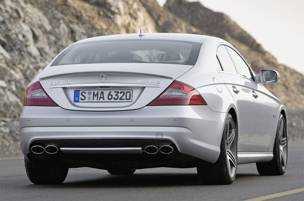 2008 Mercedes Cls 63 Amg Photo 6 2221